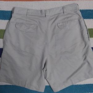 3 FOR $10 CROFT AND BARROW SIZE 36 MENS KHAKIS